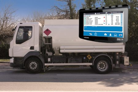 camion fioul