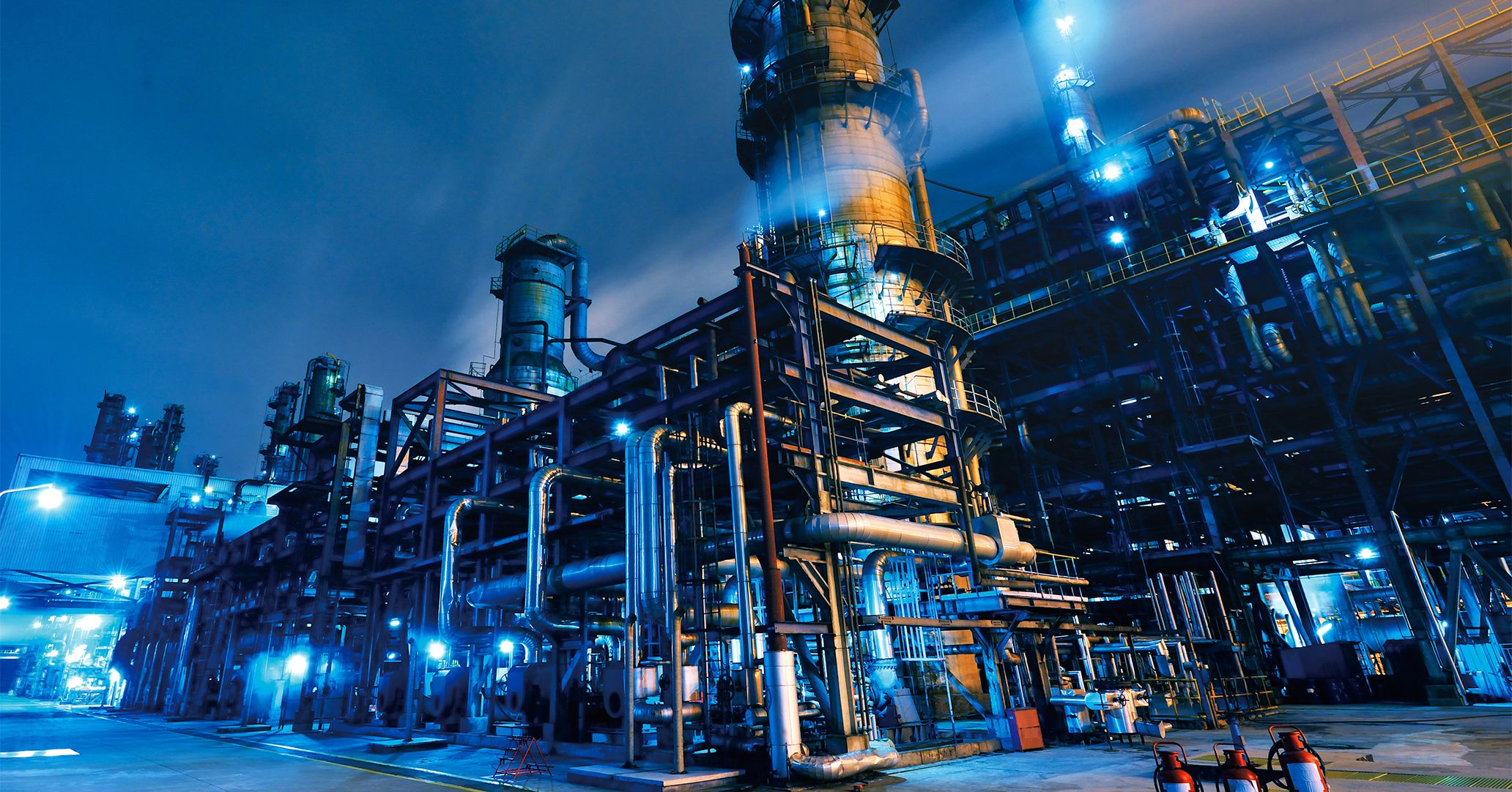 oil refinery chemical petrochemical plant 1